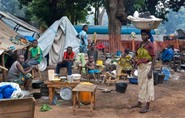 poverty in the central african republic