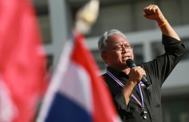 Who's the man behind Thailand protests