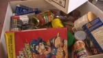 The Daily Bread Food Bank launched itsannual Holiday Drive at a Toronto fire station on Wednesday, Nov. 27, 2013.