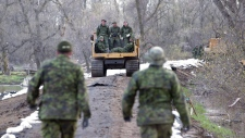 PTSD common in Canadian soldiers