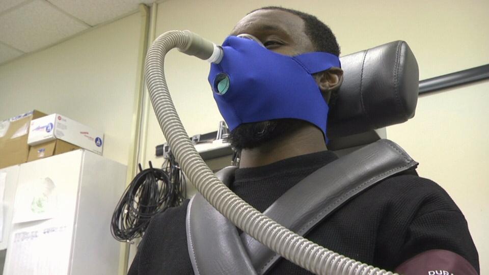 Oxygen deprivation could help patients
