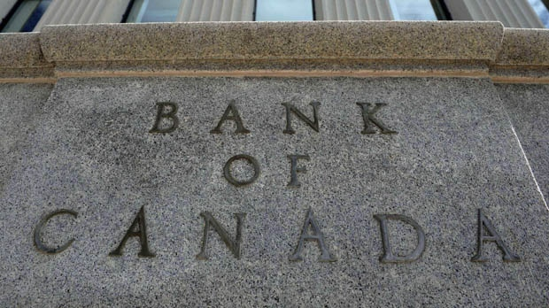 The Bank of Canada will, in all likelihood, keep its trend-setting rate at a low one per cent, where it has been since late 2010 amid weak global economic conditions. (Sean Kilpatrick / THE CANADIAN PRESS)