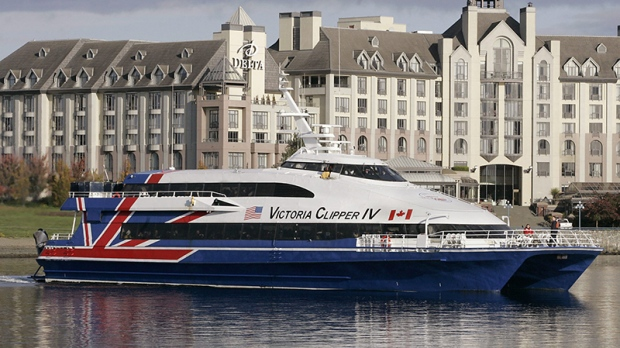 File photo of Victoria Clipper lV