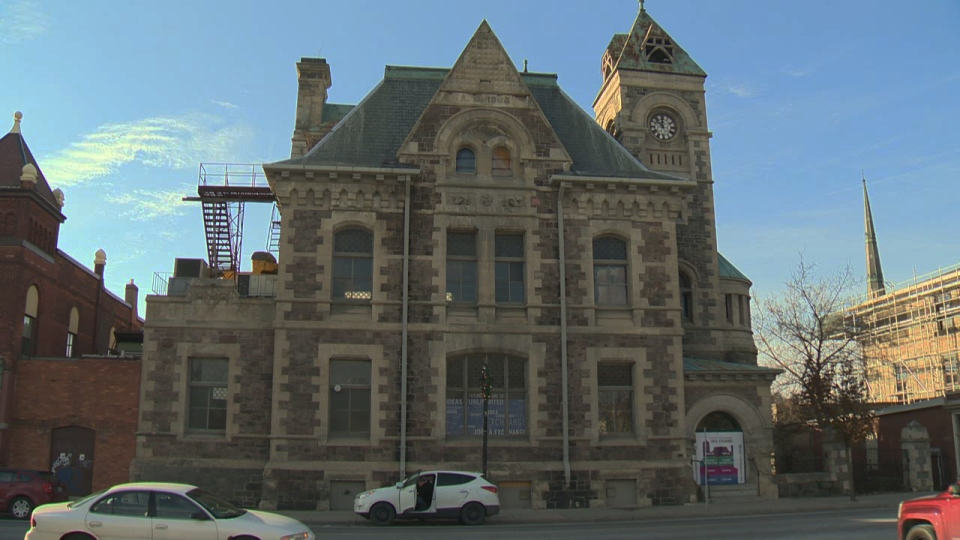 The Old Post Office in Cambridge has been under renovation for six years.