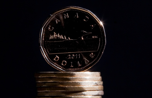 Loonie generic, Canadian dollar