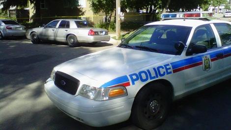 Police respond to a stabbing in the Buena Vista area of Saskatoon