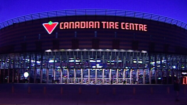 Canadian Tire Centre, Ottawa, CTC