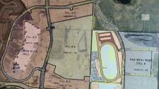 New race track and casino, CrossIron Mills, Centur