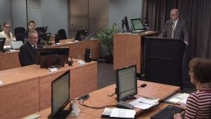 CTV Montreal: Criminal takeover techniques heard