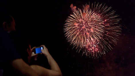A mysterious wave of fireworks is perplexing U.S. cities