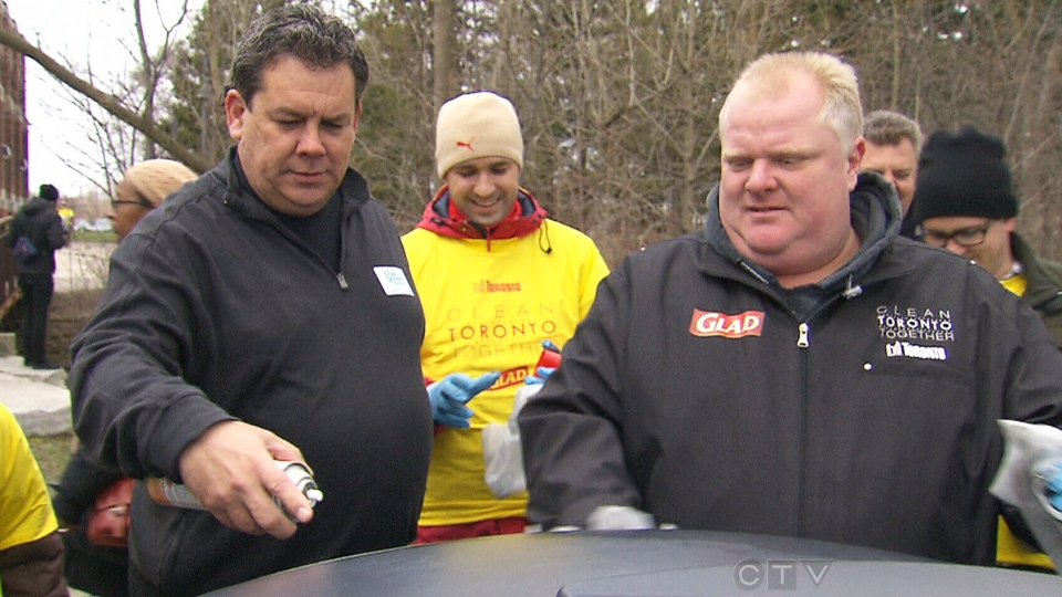 Rob Ford may have tried to buy crack video