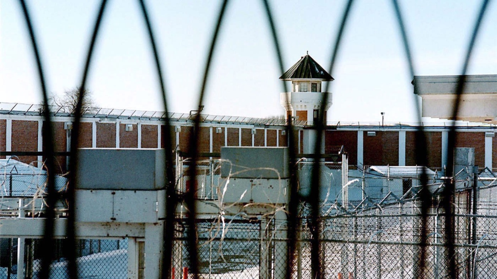 Prison inmates can't live together as couple