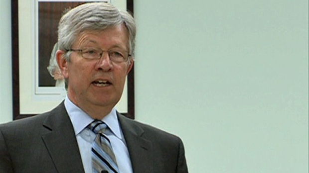 Saskatchewan privacy commissioner Gary Dickson