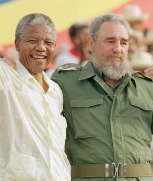 African Leader Nelson Mandela