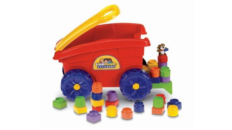 Health Canada announced a recall of Fisher-Price's Load 'n Go Wagons on Thursday, July 28, 2011. (Fisher-Price)