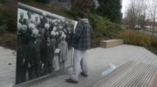 Incident at Komagata Maru memorial