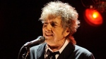 Bob Dylan performs in Los Angeles in this photo taken Jan. 12, 2012. (AP/Chris Pizzello)