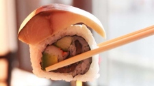 Sushi Sun in Manotick has won Ottawa's Best Sushi.