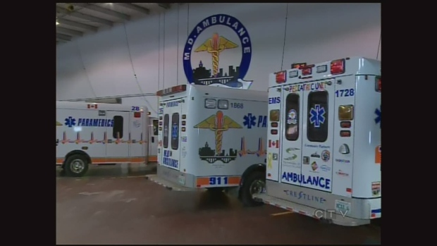 Saskatoon's MD Ambulance sold to Nova Scotia-based company