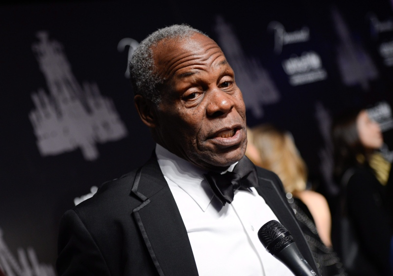 Actor Danny Glover attends the ninth annual UNICEF Snowflake Ball at Cipriani Wall Street on Tuesday, Dec. 3, 2013, in New York. (Evan Agostini / Invision  /AP)