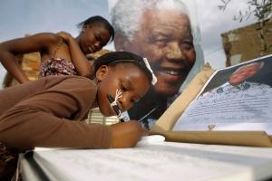 Nelson Mandela funeral plans