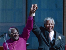 Nelson Mandela remember as an icon