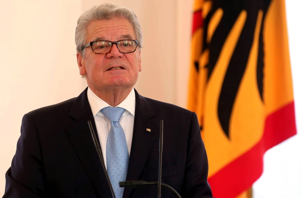 German president Joachim Gauck boycots Olympics