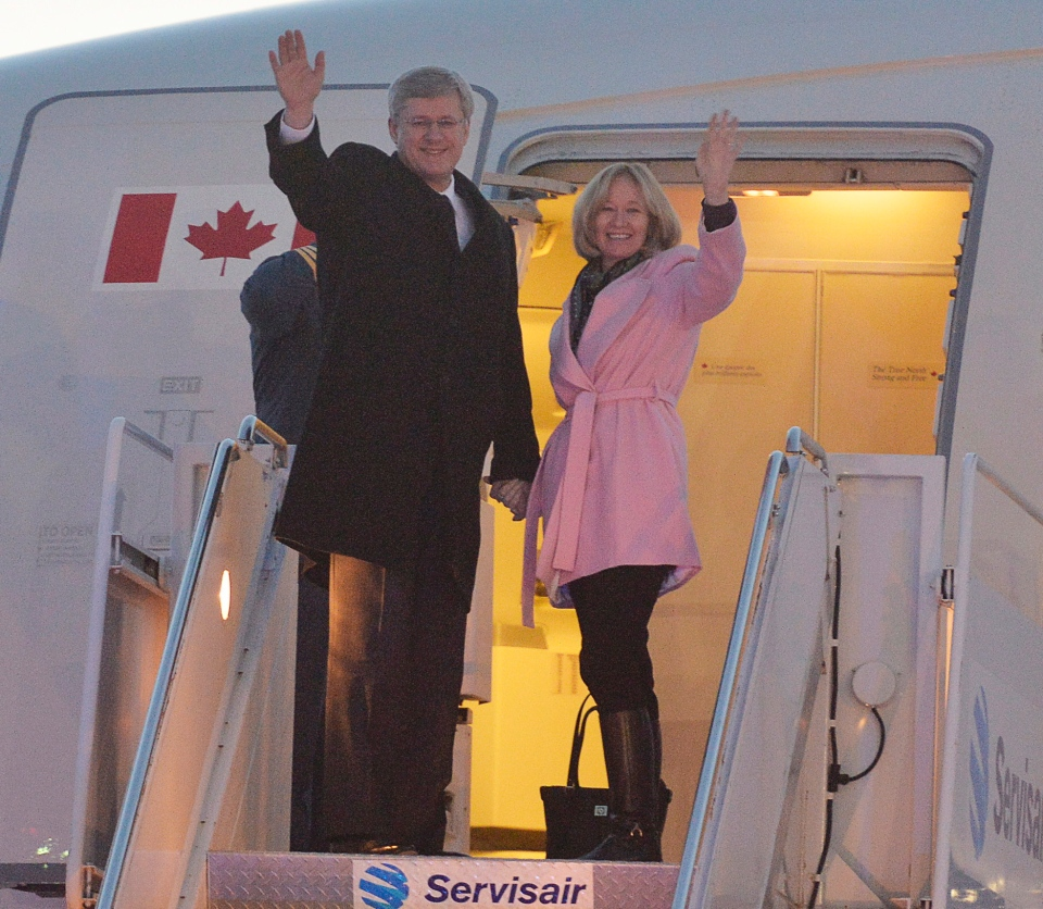 Harper to arrive in South Africa