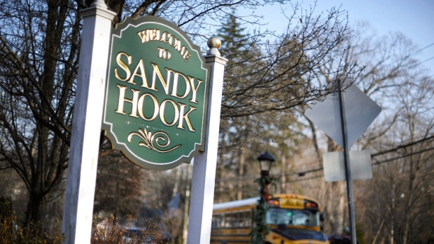 Newtown asks for privacy on shooting anniversary