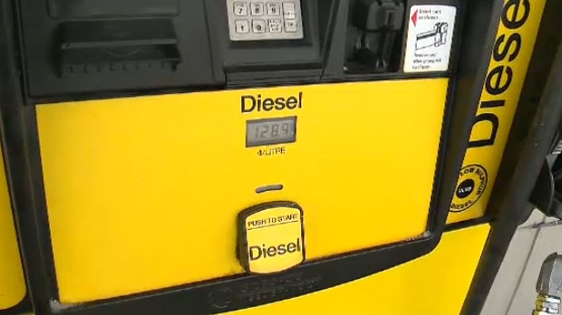 Prices in Calgary range between $1.20 and $1.30 per litre.