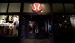 The front of a Lululemon Athletica store is seen in downtown Victoria, B.C., on Sunday, June 9, 2013. (The Canadian Press/Jonathan Hayward)