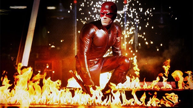 Ben Affleck regrets 'Daredevil'