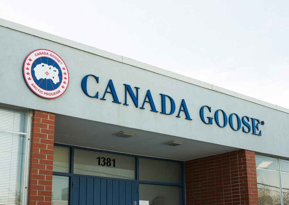 Canada Goose mens sale store - Extreme weather apparel maker Canada Goose sells majority stake to ...
