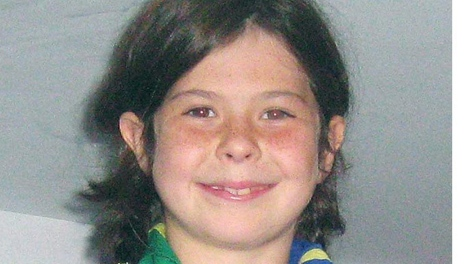 A poster for missing nine-year-old girl Cedrika Provencher. She would be 13 now. THE CANADIAN PRESS/HO
