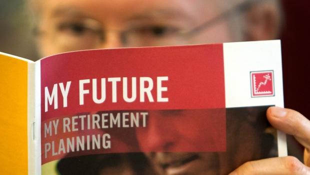 Canadian Pension Plan, retirement