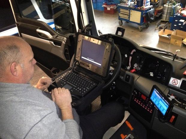 Dutch bus company to test drowsy driving tech