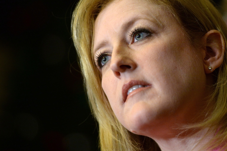 Conservative MP Lisa Raitt speaks with reporters in this file photo. (Sean Kilpatrick / THE CANADIAN PRESS)