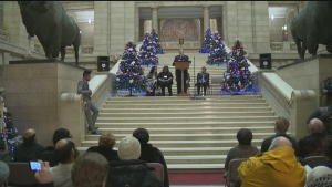 CTV Winnipeg: Manitoba protest targets Quebec bill