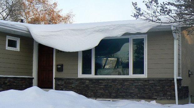 December Blizzard Blows Into Alberta Ctv News