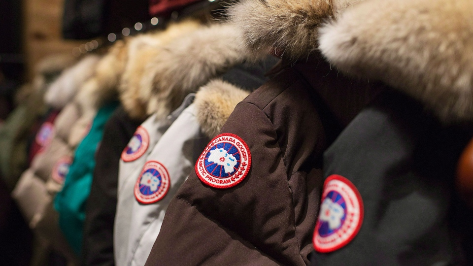 canada goose store opening london