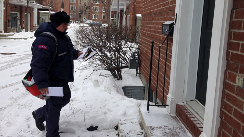This Canada Post letter carrier says the best part of his 20-year career is meeting people door-to-door.