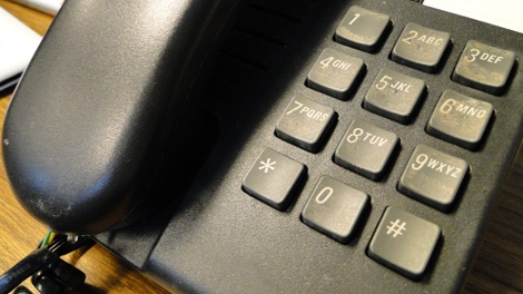Richmond RCMP are reminding people to think twice before giving any money to telephone callers, after a recent incident that involved a phone scammer who posed as a police officer.