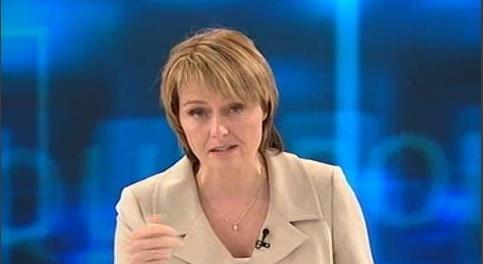 Journalist Dominique Poirier