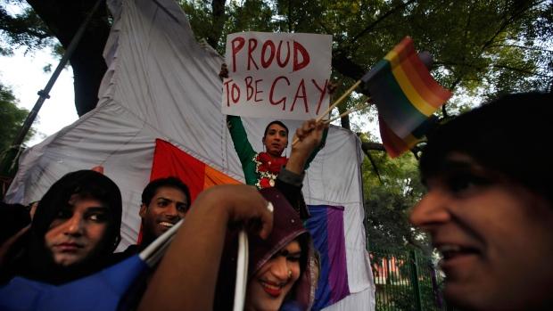 Indian transgender protests