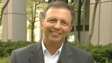 Quebec transport Minister Sam Hamad (Aug. 3, 2011)