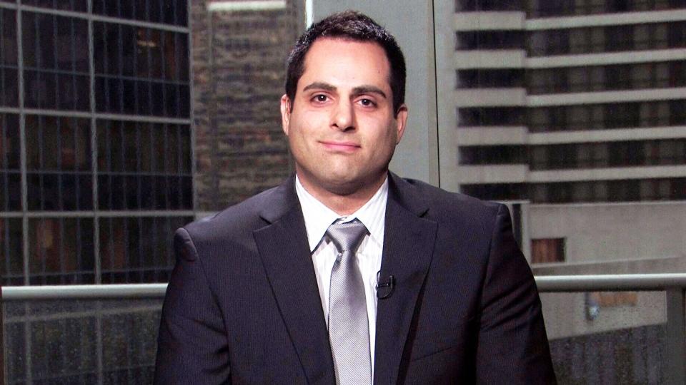 Charles Lammam of Fraser Institute appears on CTV's Power Play on Thursday, Dec. 12, 2013.