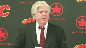 CTV Calgary: Fans react to Flames firings