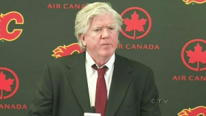 CTV Calgary: Fans react to Flames firings