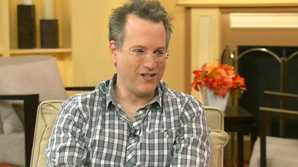 Author Ben Mezrich speaks to CTV's Canada AM.