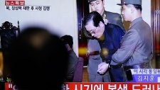 North Korea executes Kim Jong Un's uncle